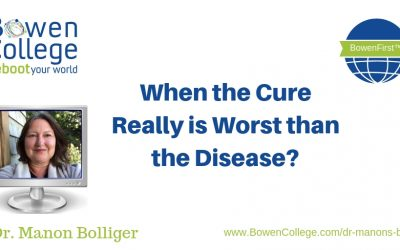 When the Cure Really is Worst than the Disease?
