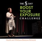 Boost Your Exposure 5 Day Challenge
