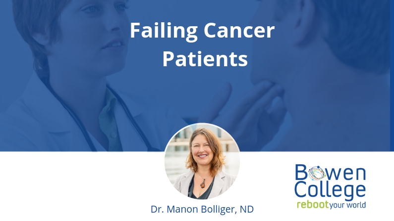 Failing Cancer Patients