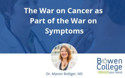 The War on Cancer as Part of the War on Symptoms