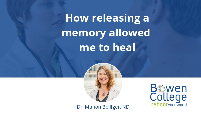 How releasing a memory allowed me to heal