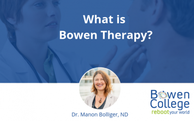 What is Bowen Therapy