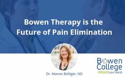 Bowen Therapy is the Future of Pain Elimination