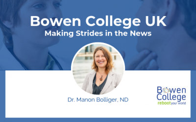 Bowen College UK: Making Strides in the News