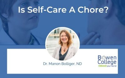 Is Self-Care A Chore?