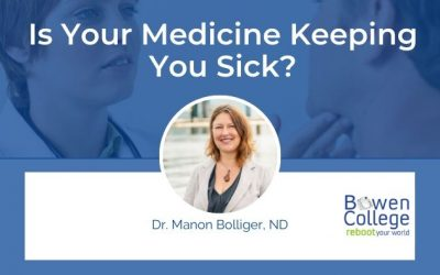 Is Your Medicine Keeping You Sick?