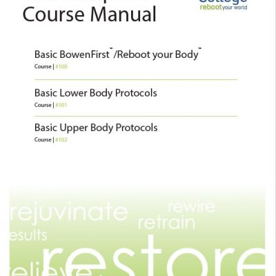C:\Users\Teresa\Documents\BOWEN COLLEGE\Complete BowenFirst™ Manual cover