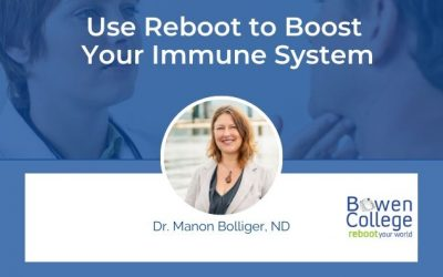 Use Reboot to Boost Your Immune System