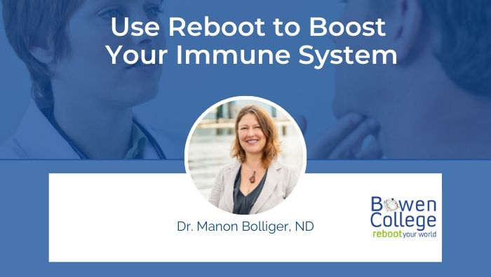 Reboot to Boost Your Immune System