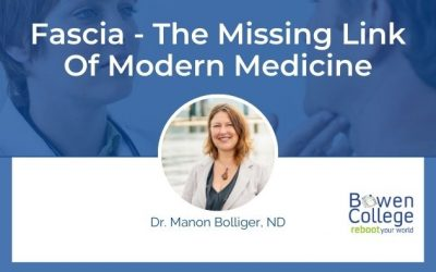 Fascia – The Missing Link Of Modern Medicine