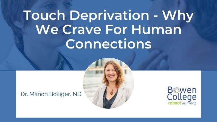 Touch Deprivation - Why We Crave For Human Connections