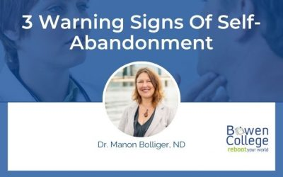 3 Warning Signs Of Self-Abandonment