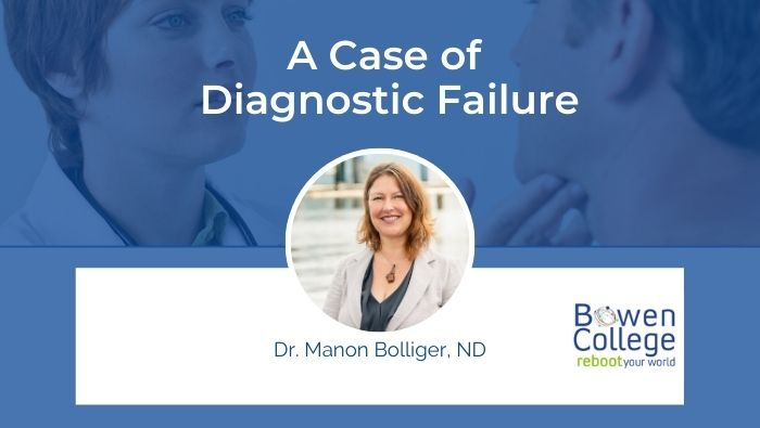 A Case of Diagnostic Failure