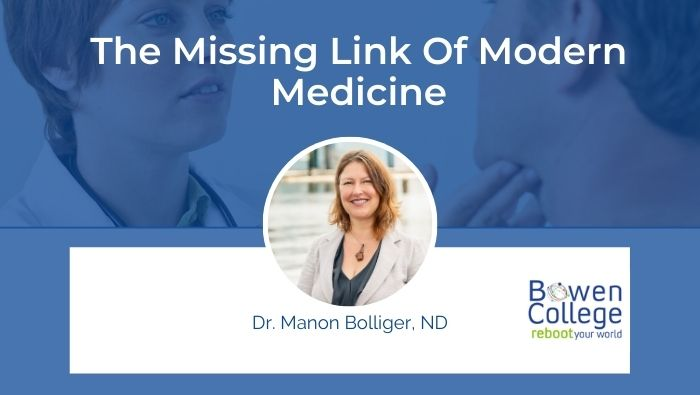 The Missing Link Of Modern Medicine