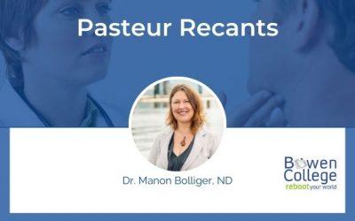 Pasteur Recants