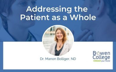 Addressing the Patient as a Whole