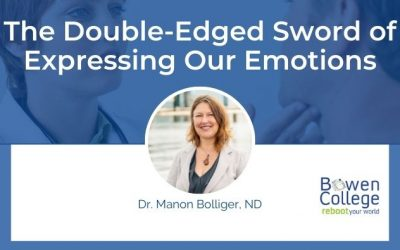 The Double-Edged Sword of Expressing Our Emotions