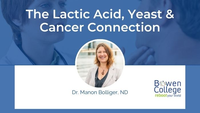 The Lactic Acid, Yeast and Cancer Connection