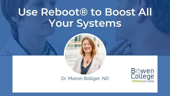 Use Reboot to Boost All Your Sysems