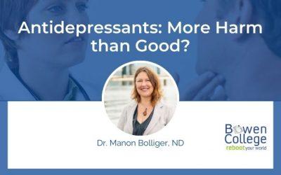 Antidepressants: More Harm than Good?