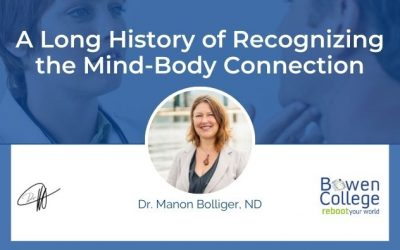 A Long History of Recognizing the Mind-Body Connection
