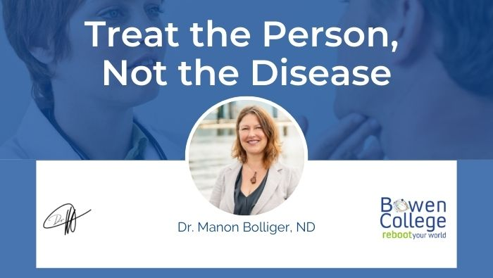 Treat the Person, Not the Disease