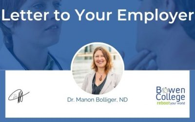 Letter to Your Employer