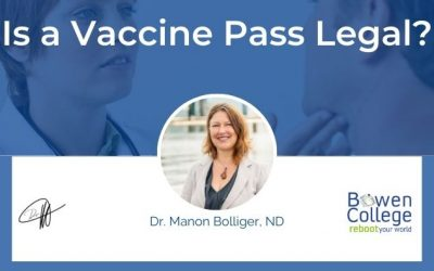 Is a Vaccine Pass Legal?